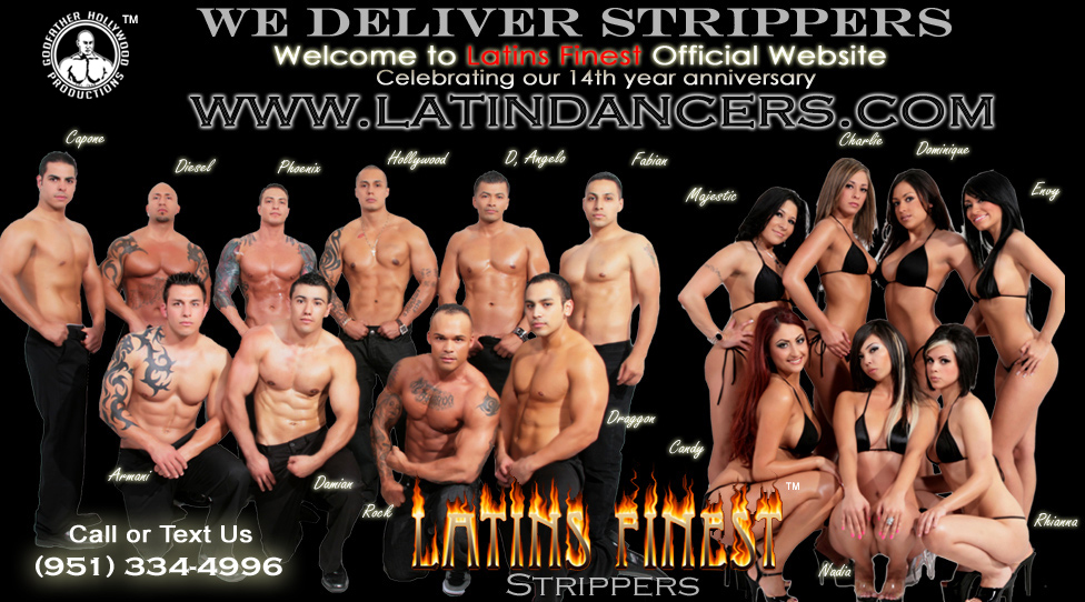 Latin Strippers Surrounding California Region
