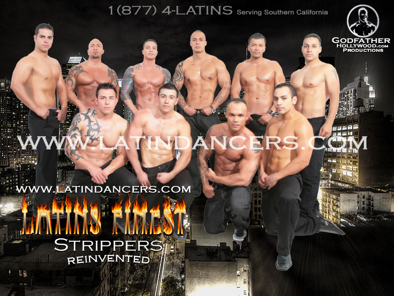 Dancer finest latins